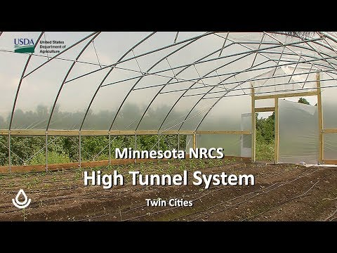 High Tunnel System