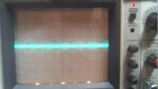 Testing SSB on my IC-706
