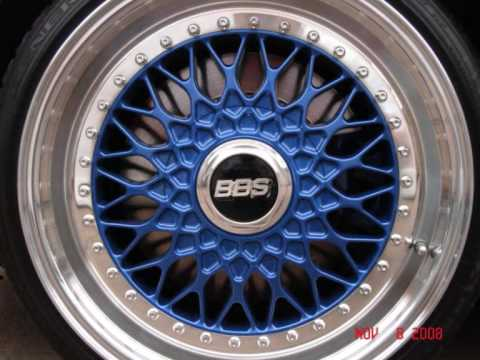Volkswagen golf mk5 on bbs new versionwmv youtube sciox Gallery