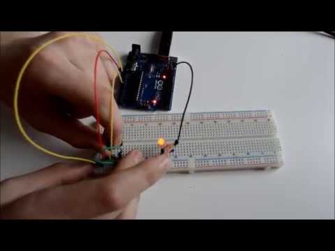 Arduino для начинающих. Урок 3. Потенциометр