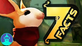 7 Moss (PSVR) Facts YOU Should Know! - A Little Mouse In A Big World | The Leaderboard