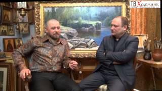 ТВ ХУДОЖНИК. Афонин Александр Павлович.
