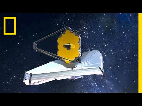 Building the Largest Space Telescope Ever   National Geographic