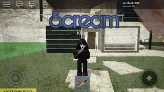 Scream (A roblox horror story)