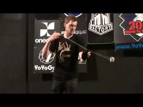 2009 World Yoyo Contest final 1a 4th - Jensen Kimmitt (reuploaded)