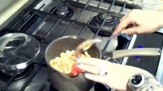 Easy and Healthy Chickpeas Recipe by Elda