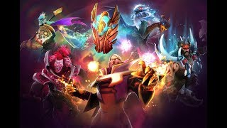 Dota 2 Trove Carafe 2017 Opening with SUNSfan