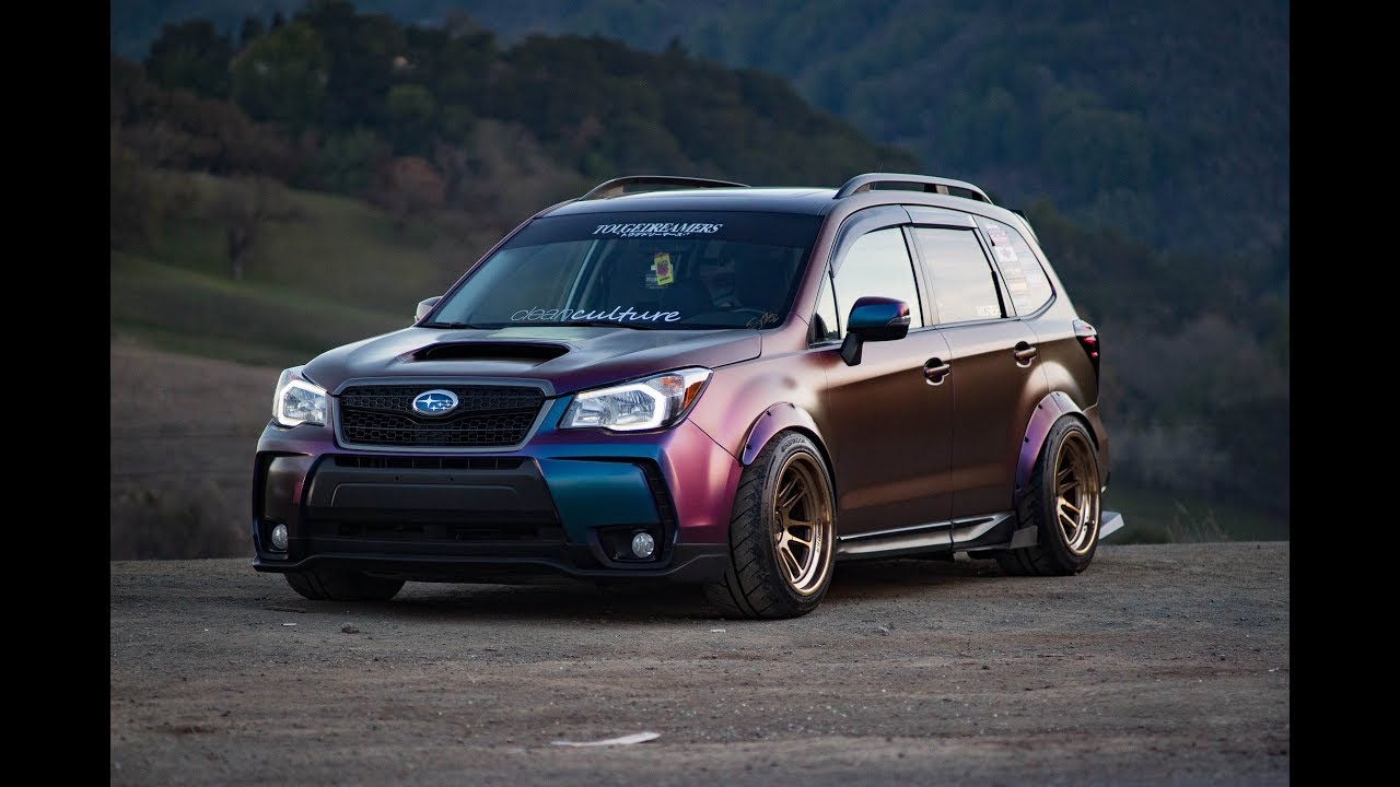 SEAT SWAP! Installing 2015 STi seats in a 14+ Forester XT ...
