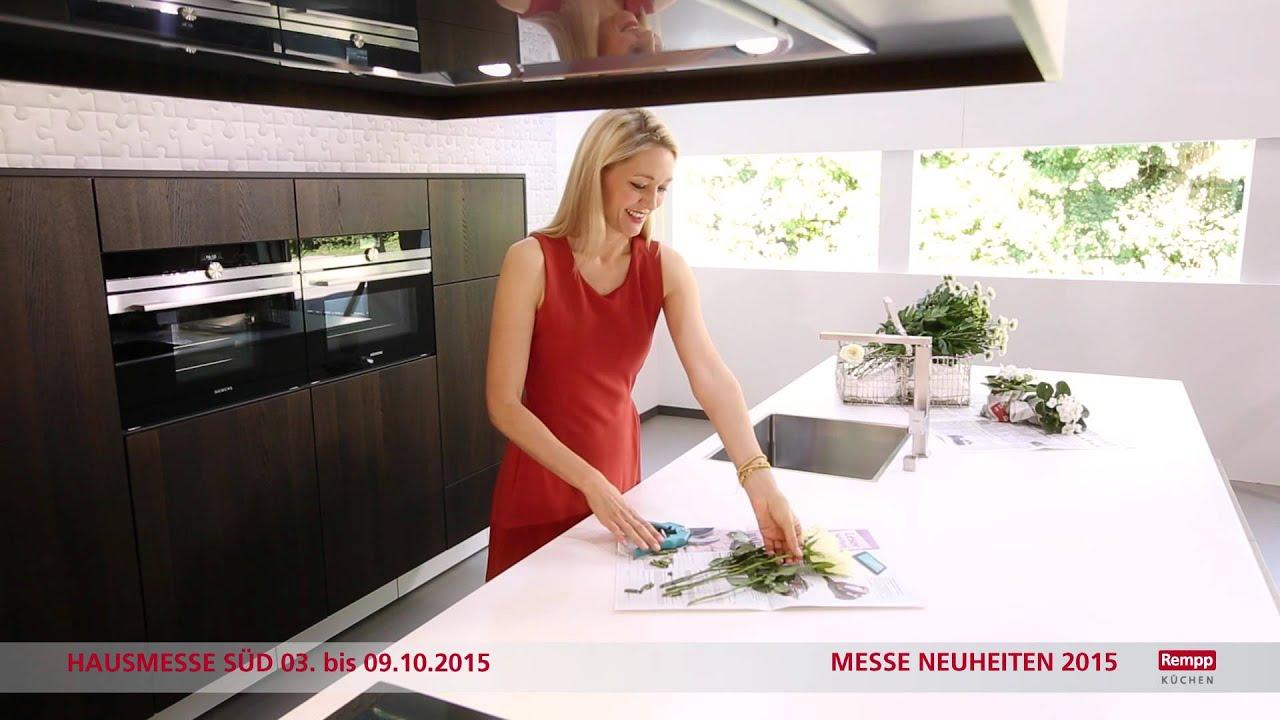 Beeindruckend Rempp Küche Beste Wahl Küchen - Messe 2015