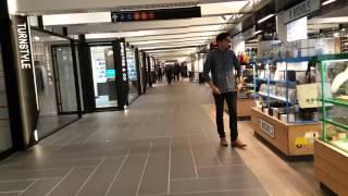 Turnstyle , Columbus Circle subway shopping