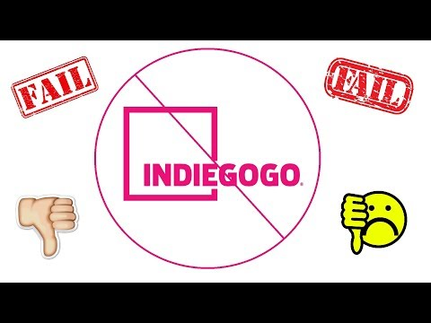 The Indiegogo Is Cancelled