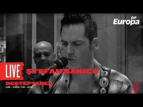 Stefan Banica - Ea mi-a pus catusele (LIVE in Desteptarea)