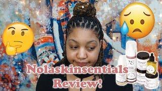 Nolaskinsentials Review! #MakeUpMondays