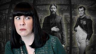 Corpse Phallus Capers of Rasputin & Napoleon