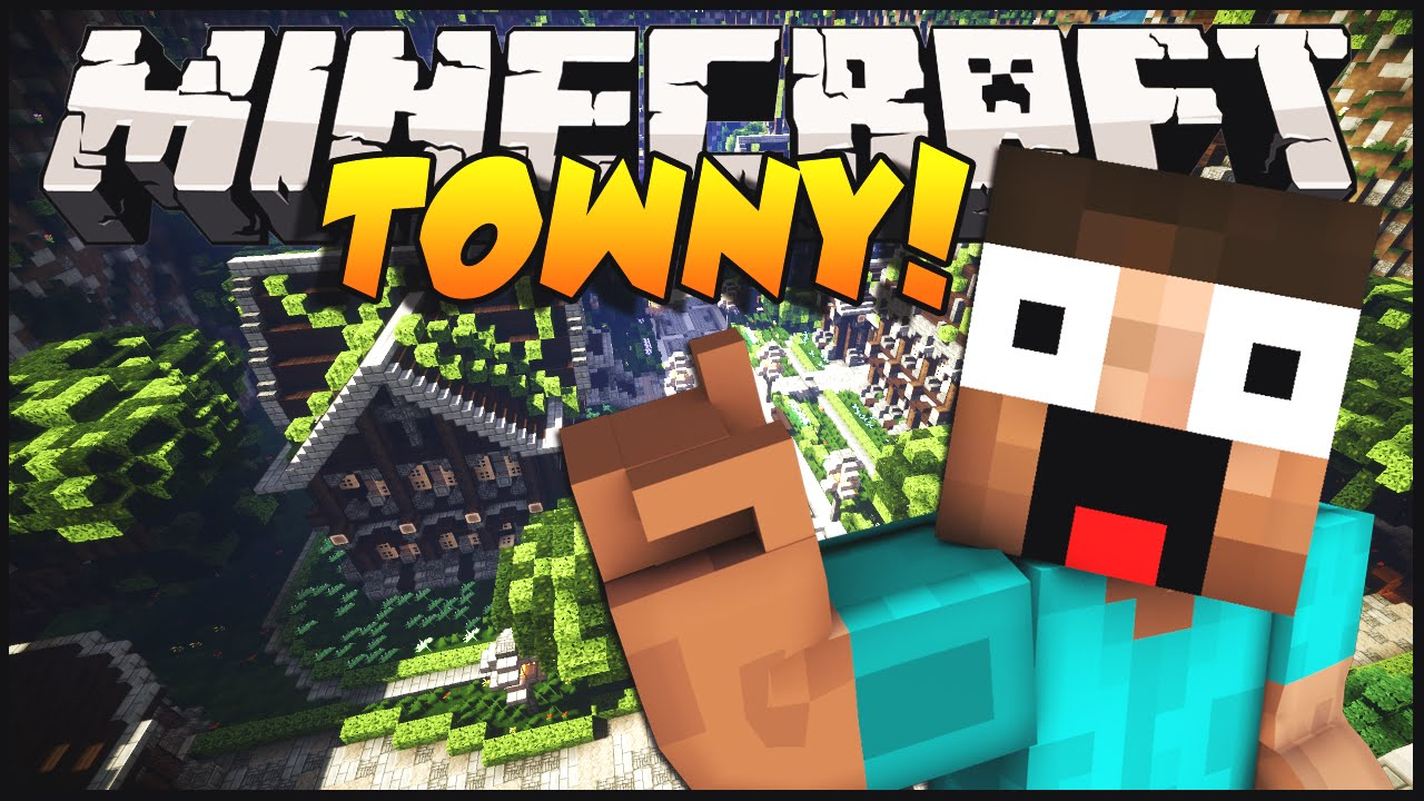 "Minecraft Towny Server - Open for Business!: <a href=""http://youtu.be/mmhsDgYxfDM"" class=""linkify"" target=""_blank"">http://youtu.be/mmhsDgYxfDM</a>"