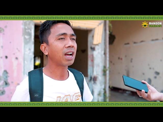VIDEO HIGHLIGHTS: Marawi IDPs start rebuilding homes