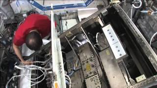 Space Station Live: April 2, 2013