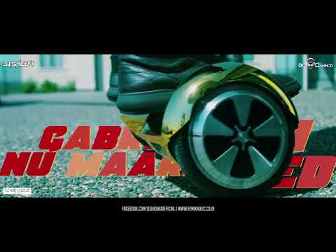 HIGH RATED GABRU - ( REMIX ) | GURU RANDHAWA|  DJ SHOUKI | DJ SAMMER | PROMO