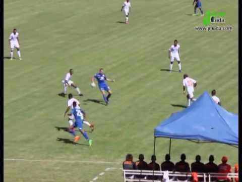 www.jmada.com : ELGECO PLUS (Madagascar) & SUPERSPORT UNITED FC (Afrique du sud)  1 ere mi temps