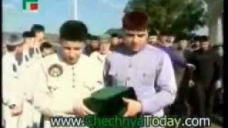 Cup of Rasool Allah (S.A.W.W) which arrives back in Chechnya Part 1