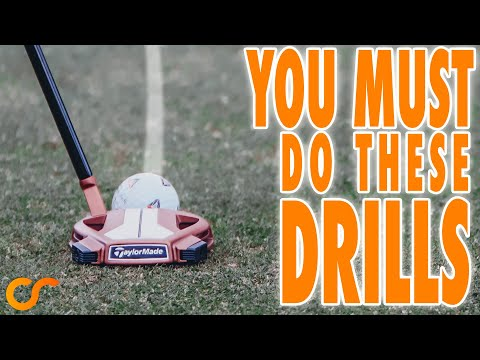 EVERY GOLFER SHOULD BE DOING THESE 3 PUTTING DRILLS
