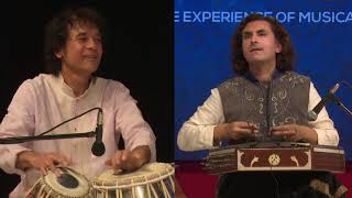 Download lagu Ustad Zakir Hussain and Rahul sharma - #Tabla and #Santoor