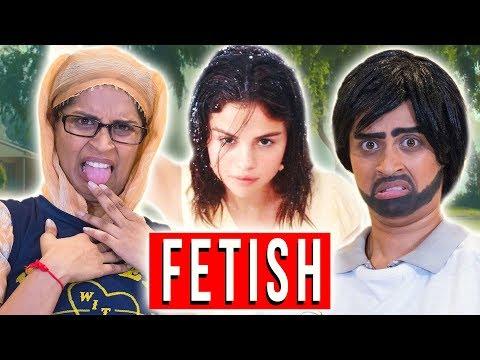 Selena Gomez - Fetish   My Parents React (Ep. 25)
