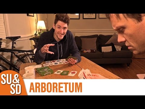 Arboretum - Shut Up & Sit Down Review (with Spicy Trees)
