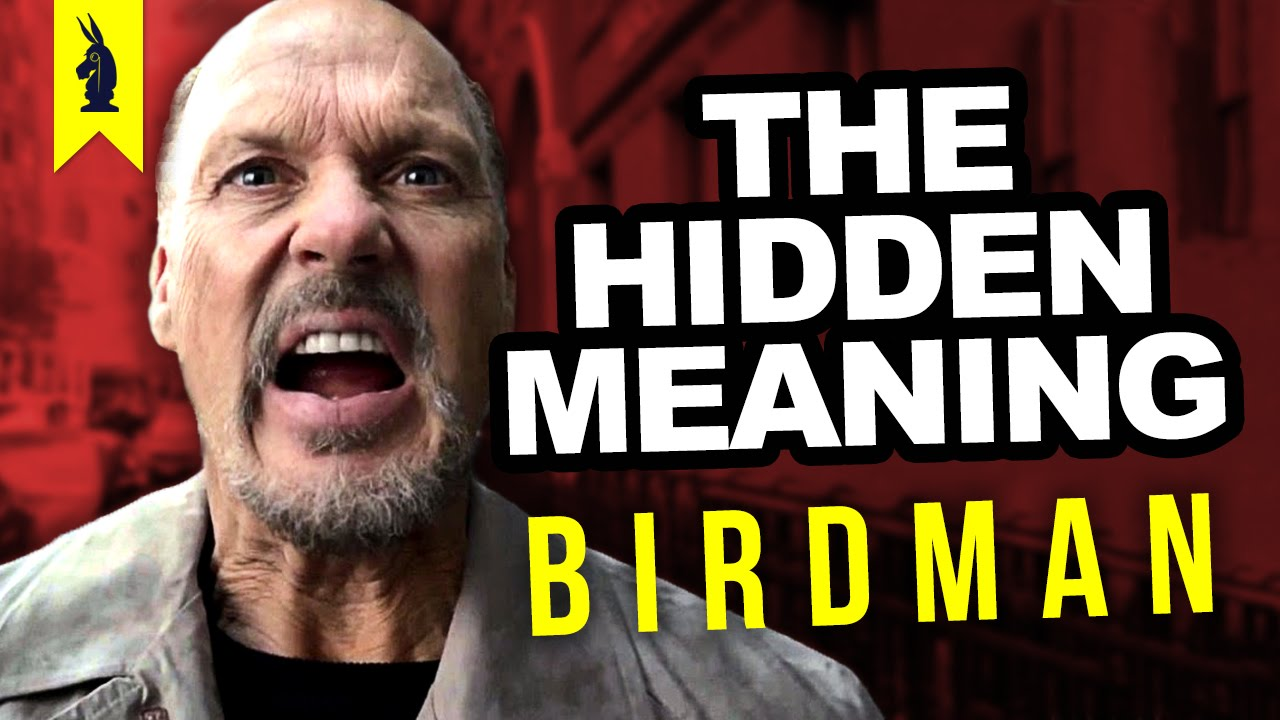 Hidden Meaning In Birdman Earthling Cinema Youtube