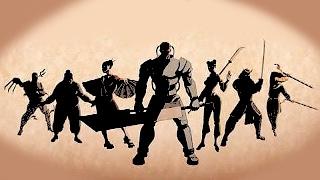 По дороге к ОТШЕЛЬНИКУ Shadow fight мультик игра для детей