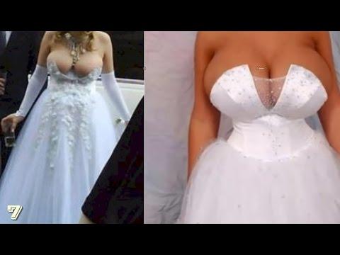 20 vestidos de novia mas enfermos