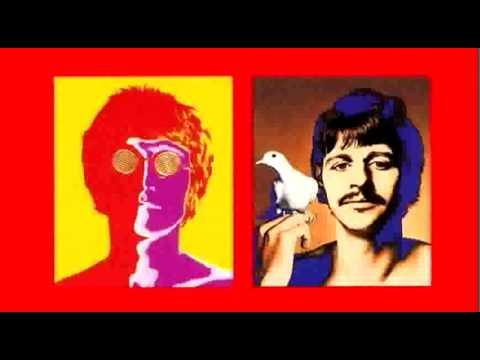 Клип The Beatles - Pepperland