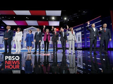 In 5th Democratic debate, Buttigieg faces questions about his experience