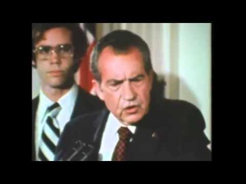 Richard Nixon's final lasting words.....MUST WATCH!