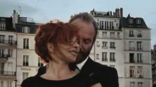 "Mylène Farmer & Sting ""Stolen Car"" (Behind The Scenes)"