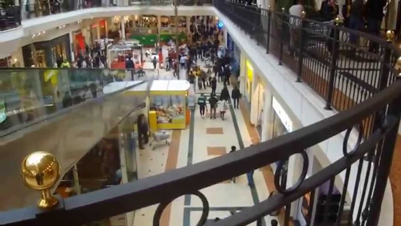 Italy The Best Mall Shopping Center Hd Youtube
