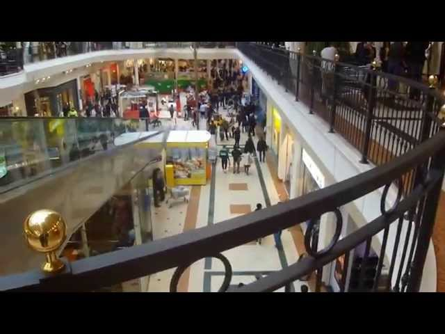 Italy the best mall shopping center [HD]