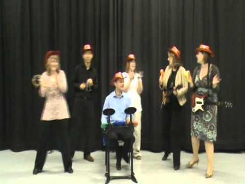 AMVC Year 11 leavers video - Glee 2010.wmv