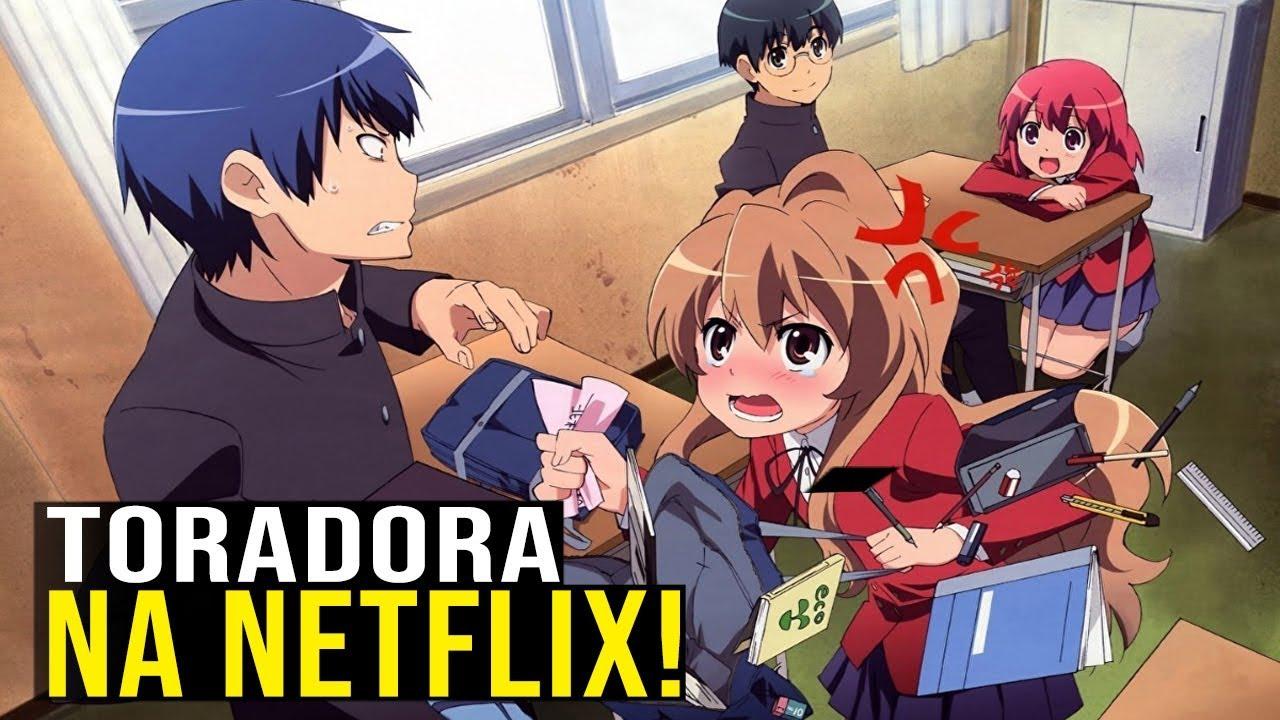 Toradora Netflix