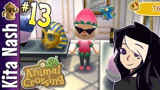 Animal Crossing New Leaf Gameplay PART 13: MAYOR COOL SHADES |Let's Play Walkthrough
