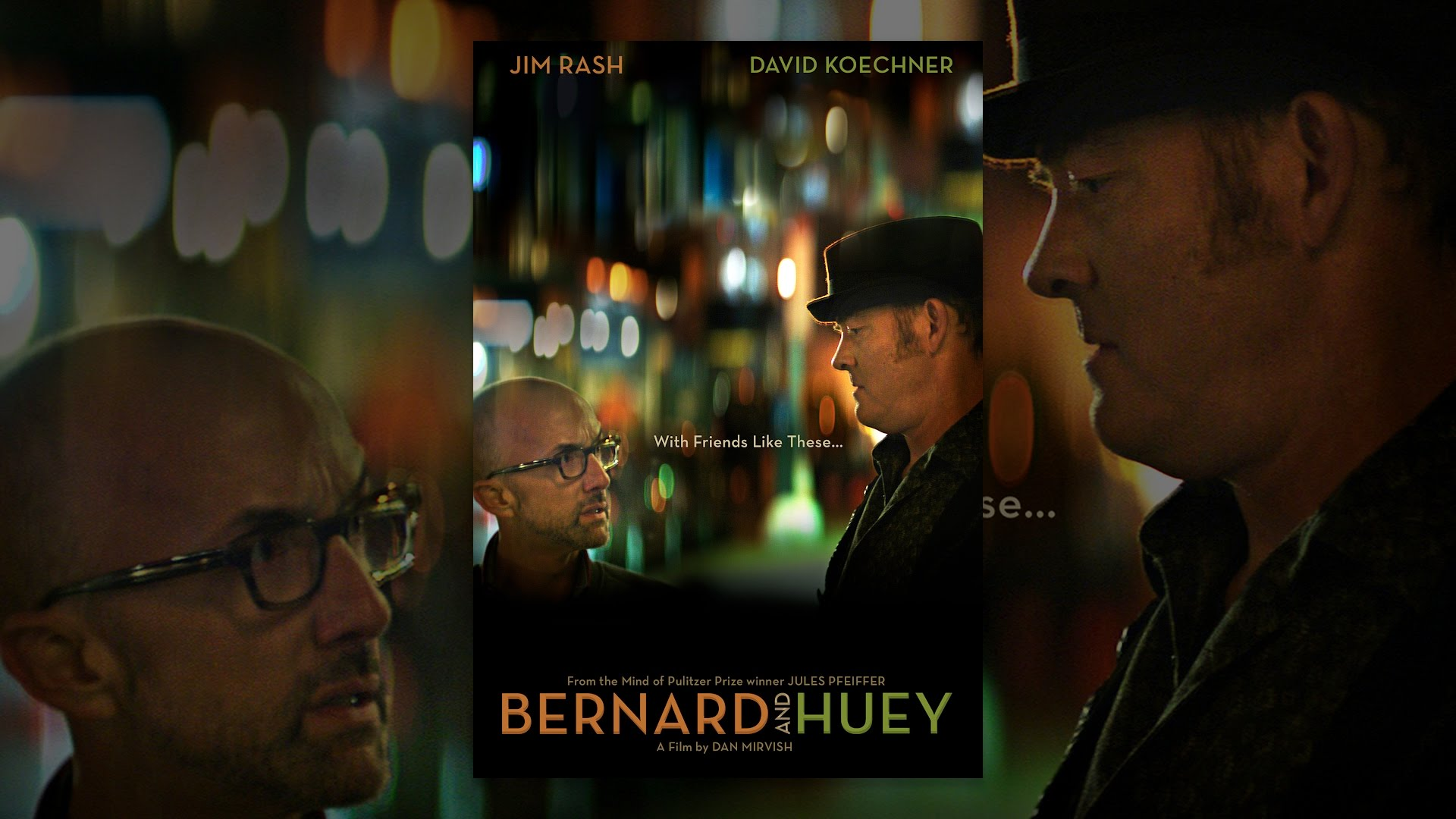 Bernard and Huey 1