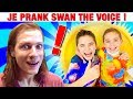 JE PIEGE LA MAMAN DE SWAN THE VOICE ET NEO THE ONE ! PRANK DELIRES DE MAX