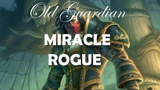 How to play Miracle Rogue (Hearthstone Boomsday deck guide)