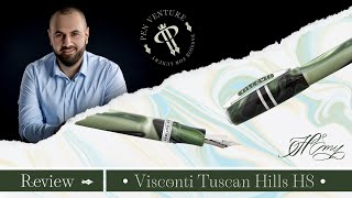 Visconti Tuscan Hills Homo Sapiens Review