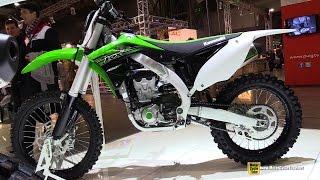 2015 Kawasaki KX450F - Walkaround - 2014 EICMA Milano Motocycle Exhibition