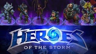 Heroes of the Storm | Все персонажи ✔ Все герои Blizzard All-Stars и их цена