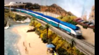 COASTER AT SOLANA BEACH (ho scale)