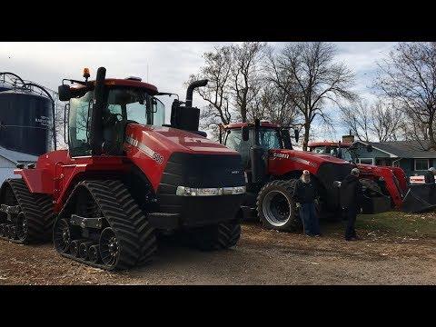 Bruce & Susan Ziemann Farm Retirement Auction Today In Fairmont, MN