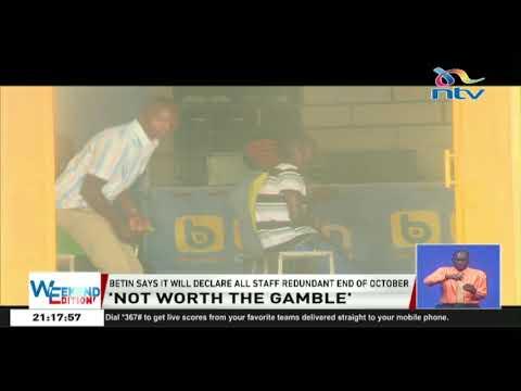 Sportpesa, Betin Close Shop In Kenya, Cite Unfavourable Environment