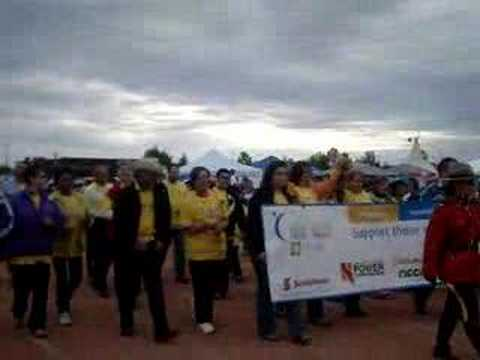 relay for life 2008 HAY RIVER NWT PART 3